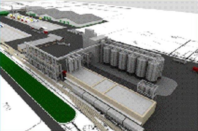 Создание транспортно-логистического терминала