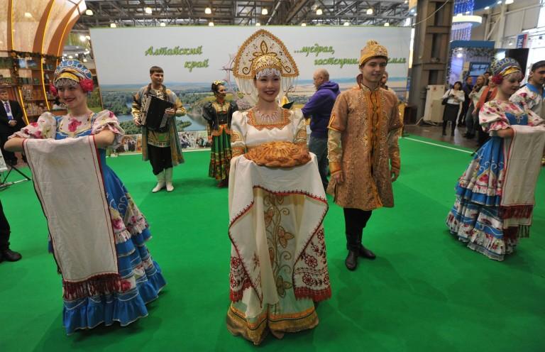 Алтайский край на «Интурмаркете-2013»: тысячи посетителей и плодотворных контактов
