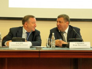Александр Карлин принял участие в заседании Коллегии Минрегиона России