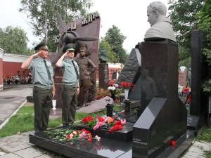 В Москве отпраздновали 52-ю годовщину первого суточного полета в космос Германа Титова