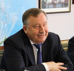 Губернатор Александр Карлин провел сегодня рабочую встречу с заместителем Председателя Правительства РФ Ольгой Голодец
