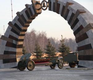 На Федеральном мемориальном воинском кладбище состоялись похороны нашего великого земляка М.Т. Калашникова