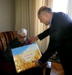 Генерал-майору милиции Евгению Дорохову — 90 лет