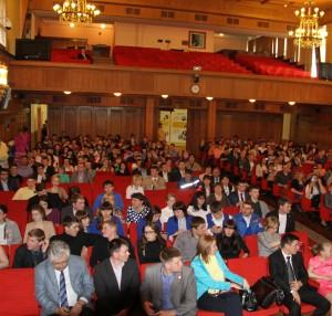 В Москве на юбилее союза сельской молодежи награждены представители Алтайского края