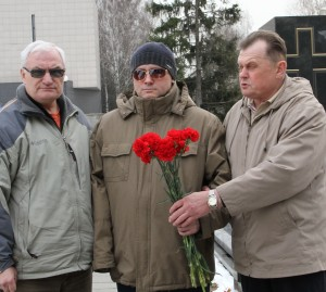 Делегация Алтайского края на юбилее музея пограничников