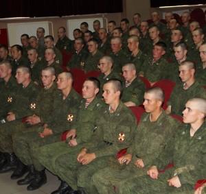 Краевые награды – военнослужащим