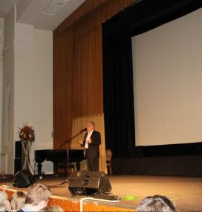 В Москве представили фильм о Шукшине