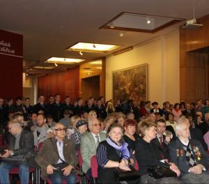 Алтайские подарки музею на Поклонной горе