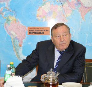 Александр Карлин ответил на вопросы радио «Комсомольской правды»