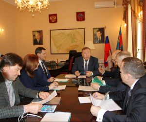 Губернатор Алтайского края: Важно, чтобы при принятии бюджета страны были учтены наши строящиеся крупные социальные и инфраструктурные объекты