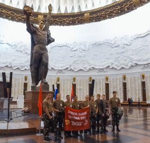 По следам сибирских дивизий и бригад