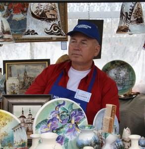 Народные промыслы Алтайского края на фестивале в Москве