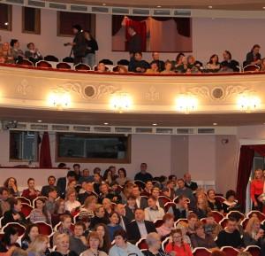 Главный балетмейстер Московского театра танца «Гжель»: завидую зрителям, которые могут неоднократно смотреть работы молодежного ансамбля песни и танца Алтая