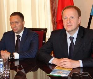 Правительство Алтайского края и «Альфа-Банк» заключили соглашение о сотрудничестве