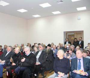 В Москве состоялся литературный вечер памяти Василия Шукшина