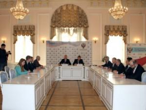 Губернатор Алтайского края и Министр спорта России обсудили текущие задачи подготовки ко второму этапу Кубка мира по гребле на байдарках и каноэ